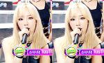 150823 SBS 인기가요 소녀시대 인터뷰+You Think+Lion Heart 캡쳐