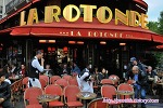 프랑스 카페 문화의 중심지 몽파르나스 카페 기행 #1. '라 로통드(La Rotonde)'