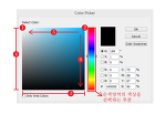 Photoshop CS5 Color Picker...[색상선택]