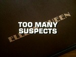 Ellery Queen S01E00 Too Many Suspects 한글자막