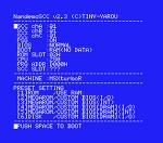 난데모SCC(NandemoSCC, 何でもSCC, 무엇이든지SCC) ver. 2.3b 영어 원문