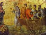 사람을 낚는 어부가 됩시다 (루가 5:1-11)