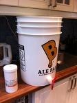 집에서 에일 맥주 만들기: 바틀링