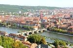마인강변의 낭만적인 도시 뷔르츠부르크