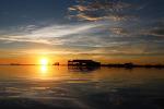 160618 - 톤레삽 호수 일몰