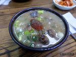 [제주시, 광명식당] 50년 전통의 순대국밥