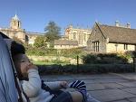 영국 옥스퍼드, 유모차로 여행하기