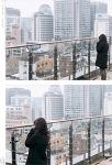 12월의 서울 시내 풍경
