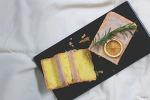 소중한 사람들과 나누어 먹는 레몬 파운드케이크, 레몬 위캔드 만들기