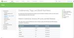 안드로이드 (Android) - Codenames, Tags, and Build Numbers