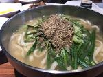 [대전 월평동 맛집]백종원의 3대 천왕에서 맛집으로 나온 스마일칼국수 먹어봤어요.