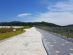 연천 한탄강댐과 재인폭포 오토 캠핑장
