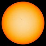 Sunspot moving (movie). 2019.03.19. - 03.22.