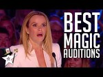 All Magicians on Britain's Got Talent 2018