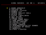 King Series 18-in-1 KC1801 : Unknown 199x