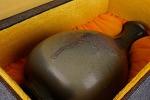 AB137. 도자기 병 - 여기저기 알튐 및 가마유들이 보여짐 (1.5kg)