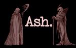 [PC-98/DOS] 애쉬. (일본판)