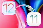 iOS 12 베타 버전 아이폰을 iOS 11 버전으로 다운그레이드 하는 방법
