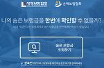 [보험] 내보험 찾아줌(zoom) 서비스 알아보기 (부제. 보험가입내역 조회하기)