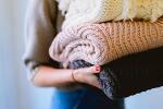 드레스룸 정리! 겨울 옷 소재별 보관 방법