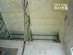 신축 단독주택-친환경 단열재 화이트폼(수성연질폼, 수성연질우레탄폼)시공 완료 했습니다.