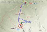낙동정맥 영남알프스 영축산(靈鷲山) 등산후기