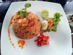 태국, 방콕 - 왓포(Wat Pho) 인근 음식점, INN A DAY