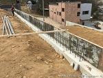 파주시 서패동 쾌적하고 튼튼한 전원주택 집짓기 중 골조작업과정