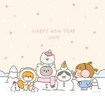 Happy new year~!!