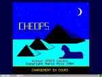 Cheops : Marco Polo 1984