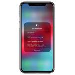 iOS 12 방해금지모드 활용 방법