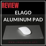 엘라고 알루미늄 마우스패드 사용기(elago aluminum mouse pad)