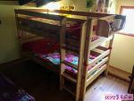 여행에서 득템하여 아이들에게 선물한 침대