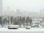 (시선) 눈 내린 풍경