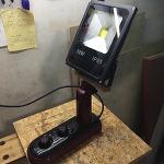 투광기 작업등 _ DIY