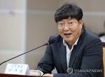 [연합뉴스]발언하는 이춘석 사무총장