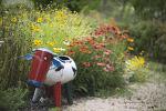 철마 나온 허브농원 그리고 곰내재 연꽃지나들이