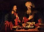 예수를 만난 사람 1 - 니고데모 (요한복음 3장 15-17절)