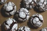 [크리스마스 베이킹] 초코 크링클 쿠키 / 초코 크랙 쿠키 만들기