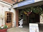 [영국육아] 옥스퍼드 '이야기 박물관 (Story Museum)'을 다녀오다 (1) 체인징룸