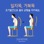 일자목교정 목뼈의 변형을 불러오는 원인