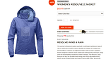 The North Face  Women's Resolve 2 Jacket 45% Sale