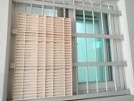 복도식 아파트 '창문 가리개' 셀프 설치 후기