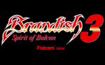[PC/WIN] 브랜디쉬 3 - 스피릿 오브 발칸 (정발판)