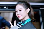 [2019.01.18] 비행기 타고 가요 기자간담회 퇴근길 유라 직찍 by 야옹이41