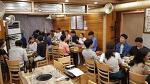 세보여름봉사의 봉사보고회 및 회장단 이취임식(18.09.01)