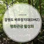 호텔앤레스토랑 - 강원도 비무장지대(DMZ) 평화관광 활성화