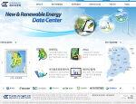 한국에너지기술연구원 신재생에너지데이터센터/ 기상청 기상자원지도/ 신,재생에너지 자원