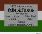 Nautilus : MCB Software 1988