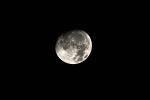 한가위 둥근 달